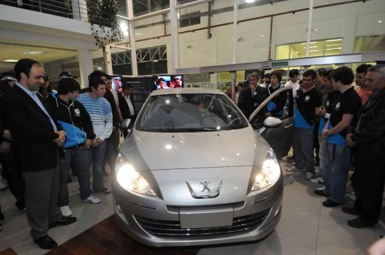 Peugeot Argentina analiza su tarea realizada en RSE