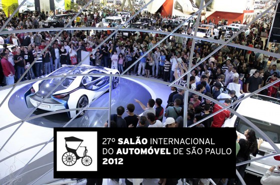 Salón de San Pablo 2012: Cosas de Autos estará ahí para contártelo