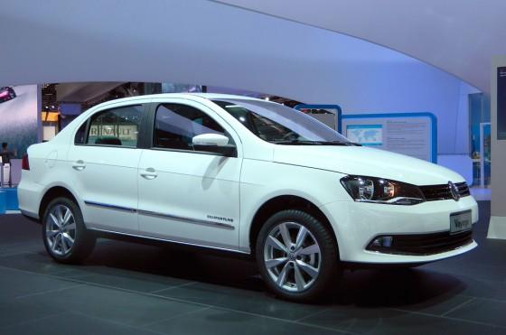 Volkswagen lanzó el rediseño del Voyage