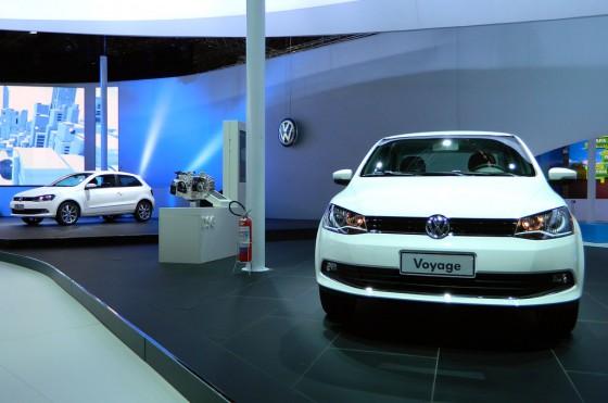 Volkswagen lanzó el rediseño del Voyage y Gol Trend