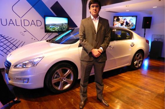 Sebastián Sicardi, Responsable de Estrategia, Producto y Planificación de Peugeot Argentina.