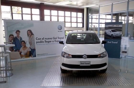Universitour: Volkswagen convoca a estudiantes universitarios para pasantías