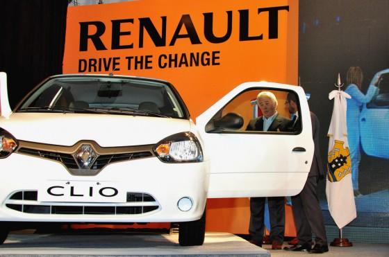 Argentina: se inició oficialmente la producción del Renault Clio Mío