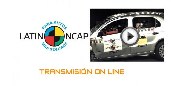 Crash test: en Argentina se dan a conocer hoy los Resultados Fase III de LatinNCAP