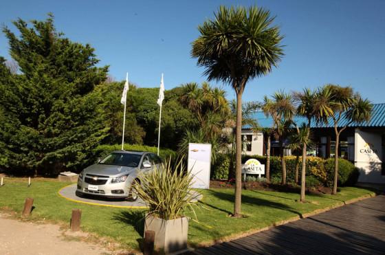 Verano 2013: Chevrolet estará en Pinamar, Cariló y Mar del Plata con travesías 4x4