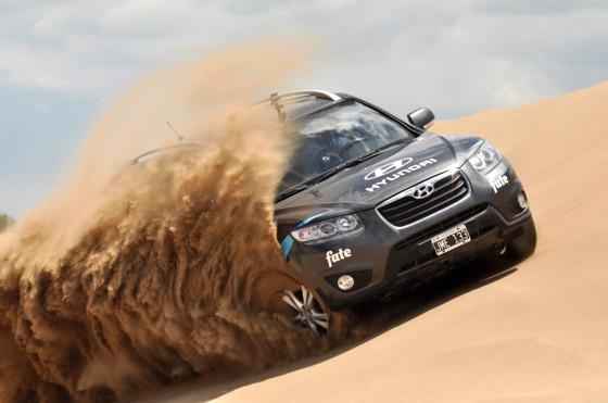 Verano 2013: Hyundai mostrará la nueva Santa Fe en Pinamar y La Angostura