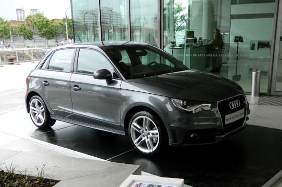 Audi Argentina lanzó el A1 Sportback desde u$s 34.600