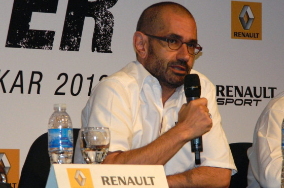 """Thierry Koskas: """"El Dakar es una oportunidad maravillosa"""""""