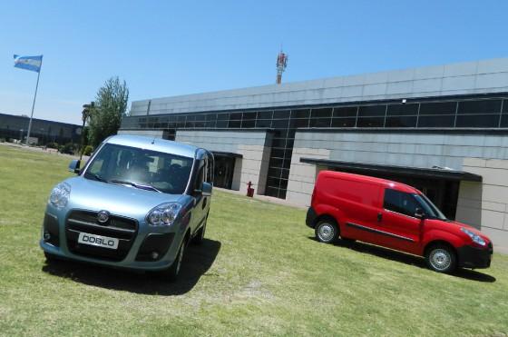 Fiat Dobló Pasajeros y Cargo