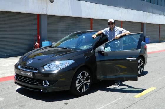 Argentina: Renault presentó el Fluence GT de 180 cv a $179.000