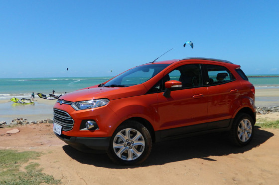 Verano 2013: el Ford Kinetic Summer Attraction estará en Pinamar, Cariló y Punta del Este