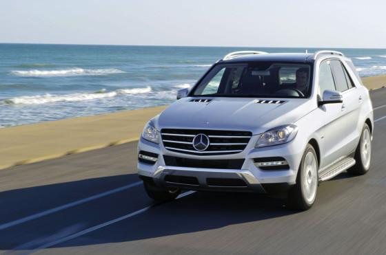 Verano 2013: Mercedes-Benz estará en en Punta del Este, MDQ y Pinamar con el nuevo Clase M
