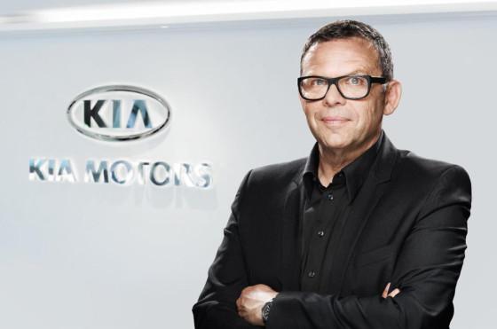 El diseñador Peter Schreyer es el nuevo presidente de Kia