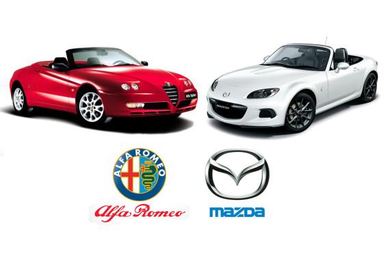 Alfa Romeo y Mazda desarrollarán juntos el nuevo Spider