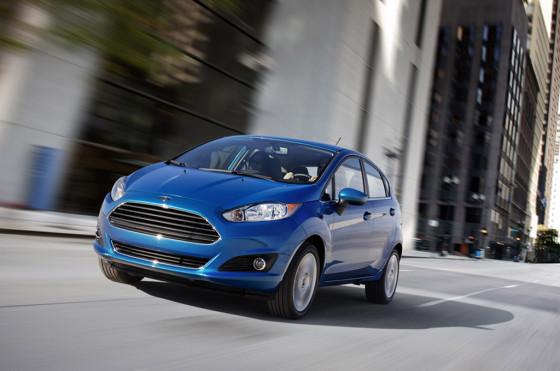 Ford confirmó que el Nuevo Fiesta se fabricará en Brasil