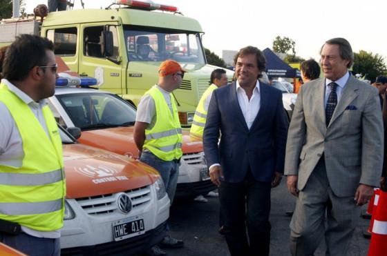 Seguridad vial: casi 3 mil multas en una semana en rutas de la Costa