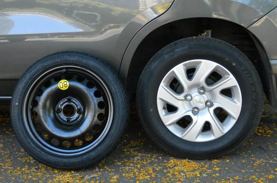 Test drive Chevrolet Spin 7 plazas