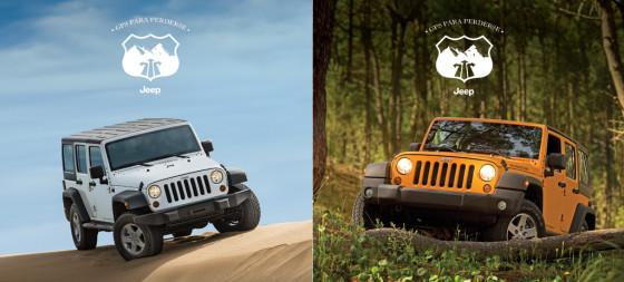 """Jeep Argentina presenta """"GPS para Perderse"""""""