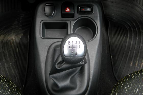 Test Renault Clio Mío - Foto: Cosas de Autos
