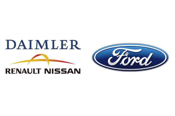 Desarrollo de autos eléctricos: acuerdo de Renault-Nissan y Daimler con Ford