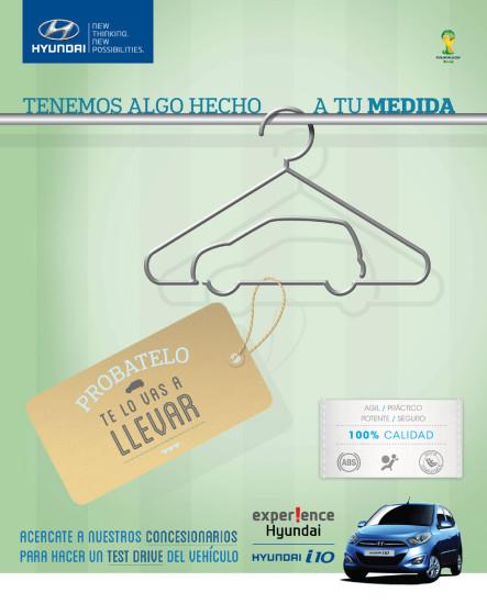 Argentina: se lanza el Hyundai Experience, un test drive nacional para el i10