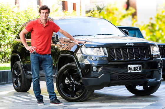 Jeep continuará patrocinando a Juan Mónaco