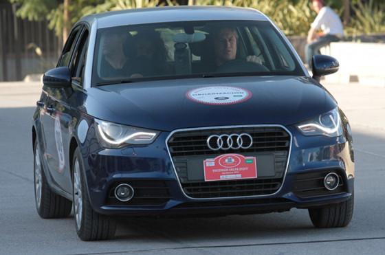 """Audi Argentina fue sponsor de """"La Gran Carrera"""" 2013"""