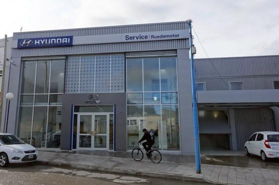 Hyundai Argentina inauguró un taller modelo en Tierra del Fuego
