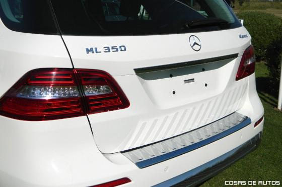 Nueva Mercedes-Benz ML 2013