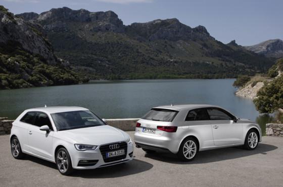 Audi inicia la comercialización del nuevo A3