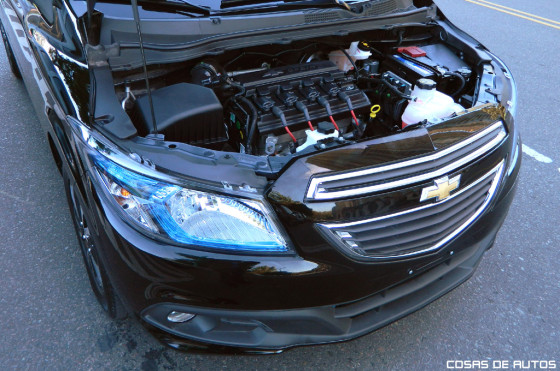 Motor del Chevrolet Onix