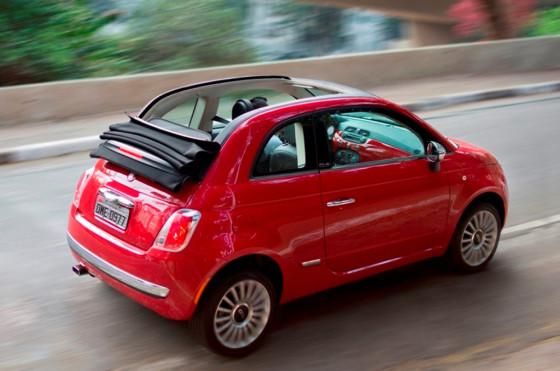 Nuevo Fiat 500 Cabrio