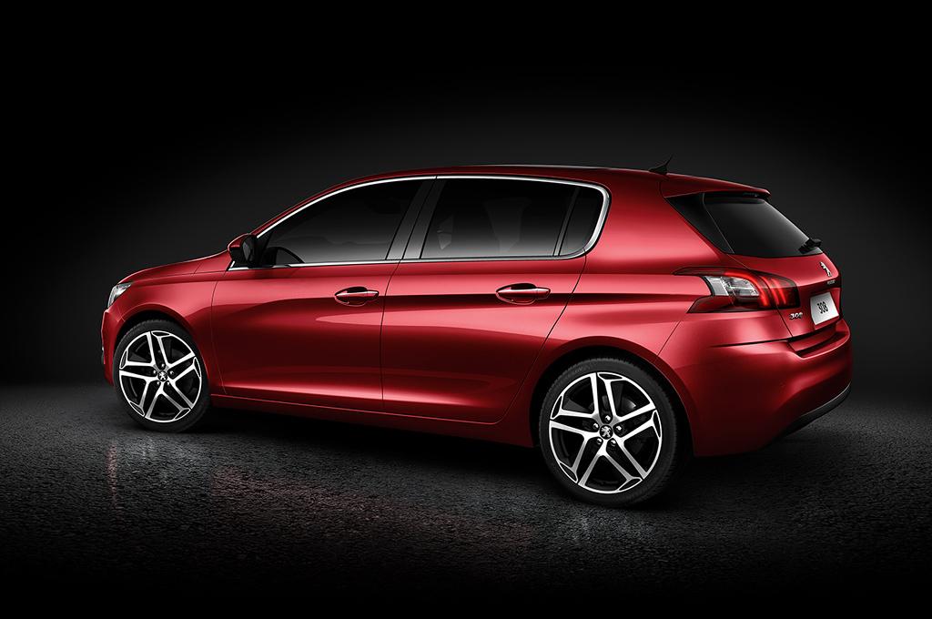 Venta De Autos Usados >> Oficial: así es el nuevo Peugeot 308 global y que podría