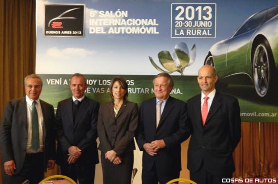 Se presentó el Salón de Buenos Aires 2013