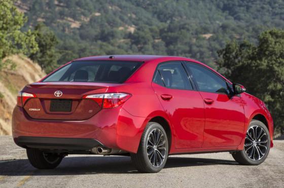 Nuevo Toyota Corolla S