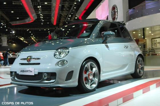 """Fiat 500 Abarth """"Assetto Corse"""""""