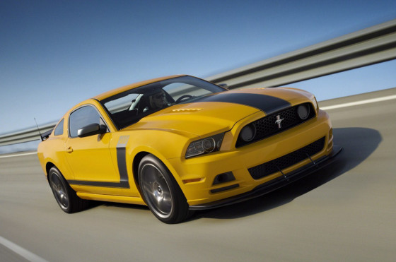 Ford Mustang Shelby 2014
