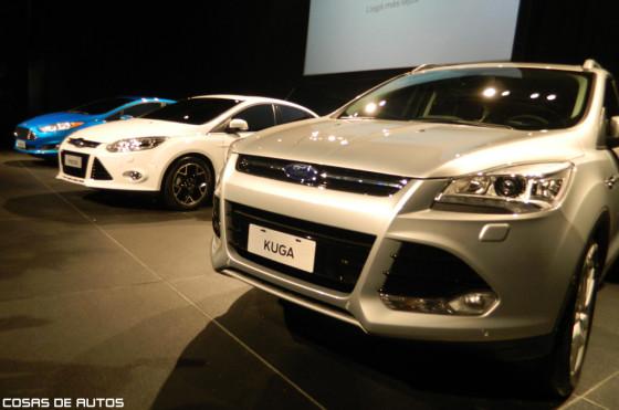 Nuevos Ford globales