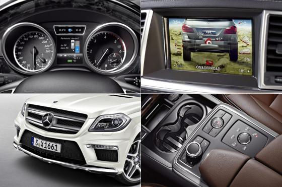 Mercedes-Benz GL 500 4Matic
