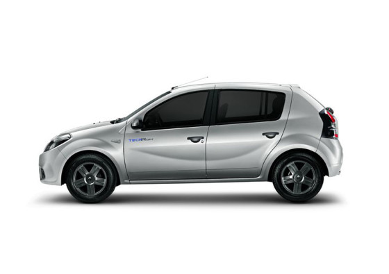 Renault Sandero Serie Limitada Tech Run