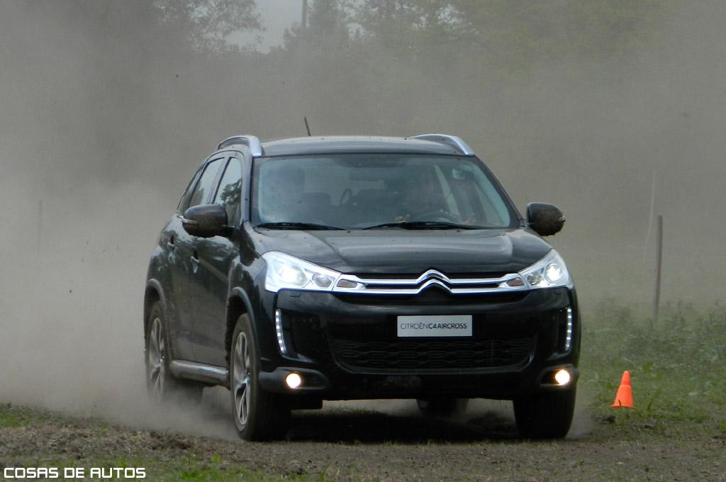 Argentina: Citroën también presentó su SUV 4×4, el C4 ...