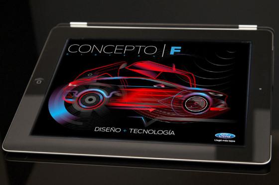 revista digital Concepto F de Ford Argentina