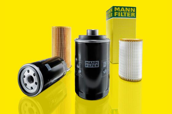 Productos Mann Filter