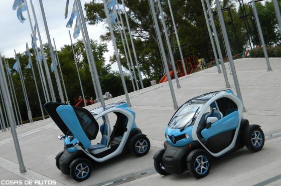 Renault impulsa los vehículos eléctricos en Argentina; manejamos el Twizy