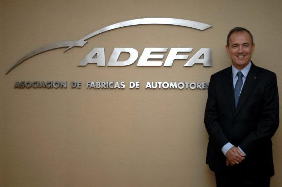 Enrique Alemañy, presidente de Adefa.
