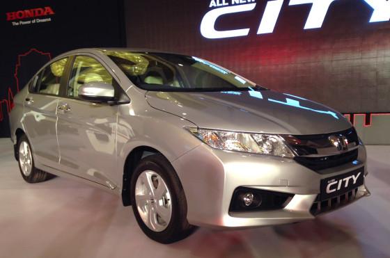 Nuevo Honda City presentado en India