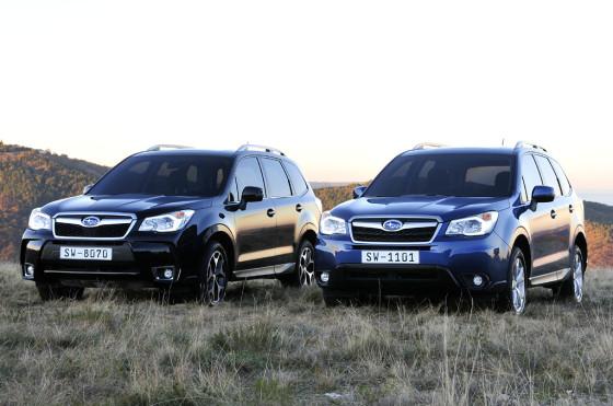 Subaru New Forester