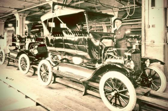 """La """"vieja"""" Ford estaba en el sur de la Capital."""
