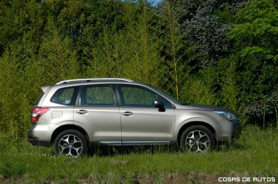 Test de la Nueva Subaru Forester - Cosas de Autos