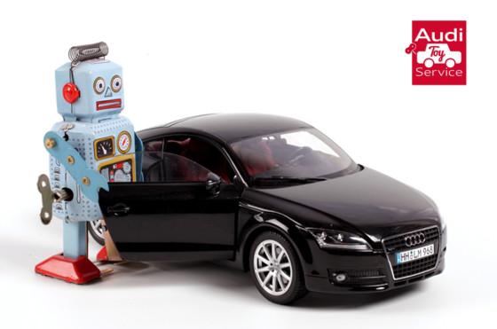Audi Toy Service
